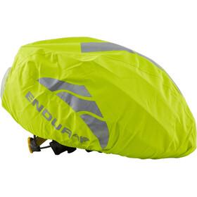 Endura Lumnite Helmet Cover Hjelmcover, neon yellow